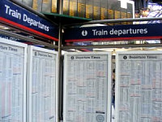 UK Railway Timetables