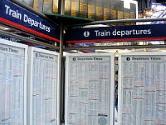 UK Railway Timetables