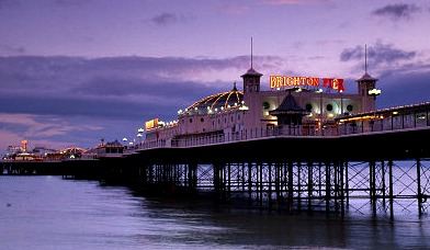 Get cheap train tickets to Brighton and enjoy the natural beauty in this popular sea side resort.