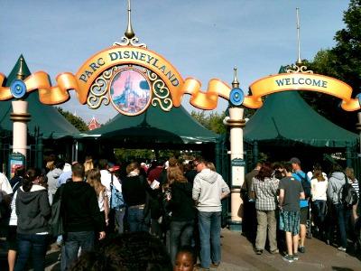 Travelling To Disneyland? Travel Eurostar London to Paris