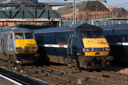 East Coast main Line Trains