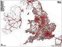 Railway Maps Uk | Park Ideas