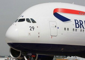 Cheap international flights from uk on British Airways And Other Major Airlines