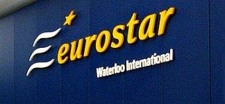 Eurostar London Waterloo Station