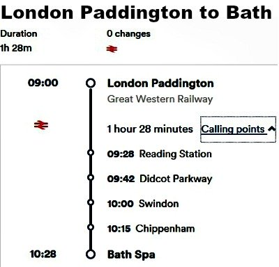 how to get to paddington from london city