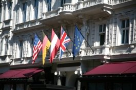 A London Hotel