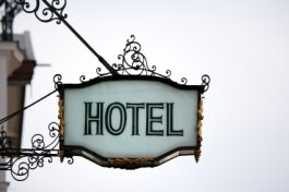 Remember to look for discount hotel codes before you book your stay.