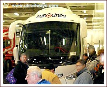 Cheap Coach Tickets: Eurolines Coach from London to Dublin for less than £10.