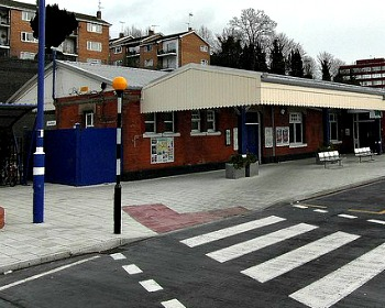 Chiltern Railways High Wycombe Train Station