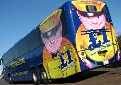Megabus UK Contact Information is as shown on this page. Please contact us now if you have any concerns. We would do our very best to put things right.