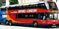 Buy tickets from Oxford Tube website or via megabus