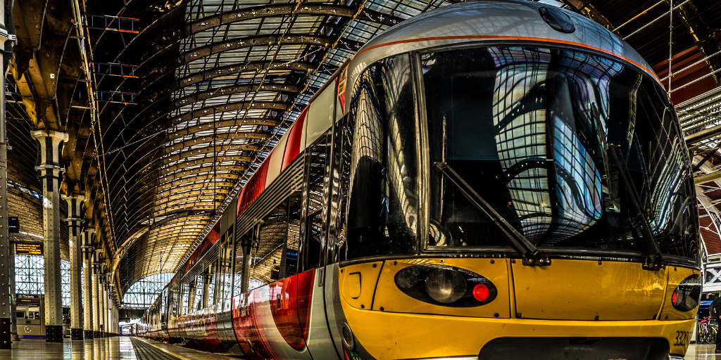 Train Operating Companies UK.