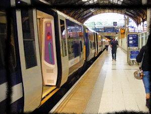 National Express Rail